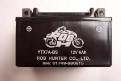 BA. YTX7A-BS Quad Battery